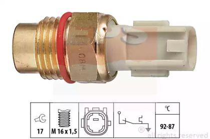 Датчик включення вентилятора 'EPS 1.850.198'.