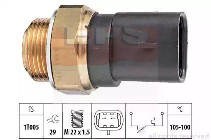 Датчик включення вентилятора EPS 1.850.241.