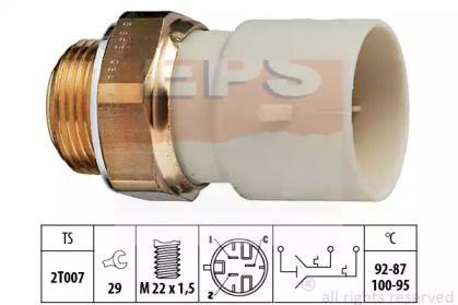 Датчик включення вентилятора EPS 1.850.663.