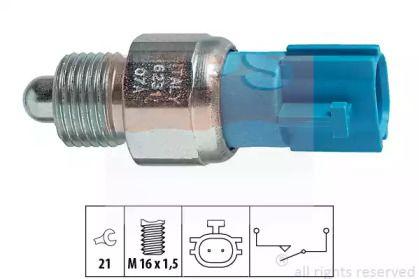 Вимикач фари заднього ходу на MAZDA MPV EPS 1.860.231.