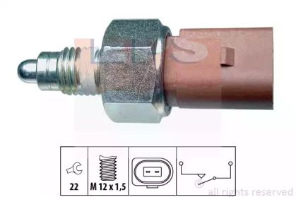 Выключатель фары заднего хода на SEAT LEON EPS 1.860.266.