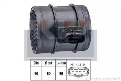 Регулятор потоку повітря KW 491 293.