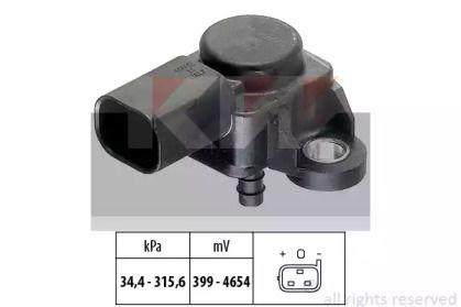 Датчик тиску наддуву KW 493 165.