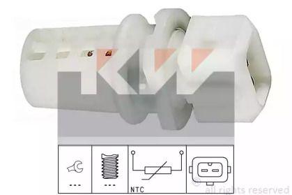 Датчик температури всмоктуваного повітря KW 494 009.