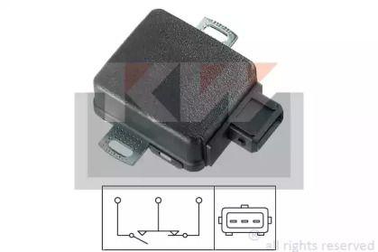 Датчик дросельної заслінки на MAZDA MX-3 KW 495 066.