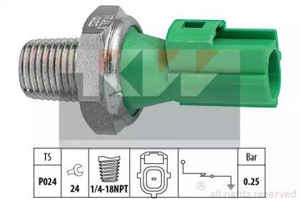 Датчик тиску масла на Мазда Триб'ют 'KW 500 146'.