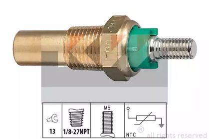 Датчик, температура охлаждающей жидкости 'KW 530 136'.