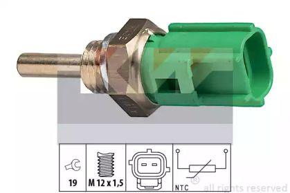 Датчик, температура охолоджуючої рідини на Мазда СХ5 KW 530 177.