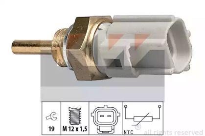 Датчик, температура охолоджуючої рідини на Мазда СХ5 KW 530 323.