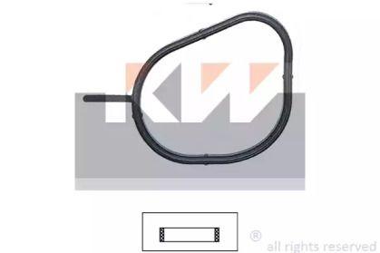 Прокладка, термостат 'KW 590 697'.
