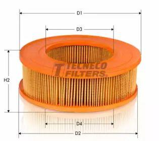 Воздушный фильтр TECNECO FILTERS AR160.