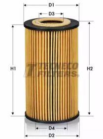 Масляний фільтр 'TECNECO FILTERS OL0194-EJ'.