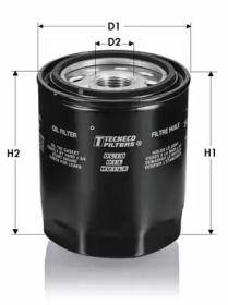 Масляний фільтр 'TECNECO FILTERS OL83'.