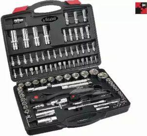 Набір торцевих ключів VIGOR V1706 фотографія 0