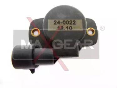 Датчик дросельної заслінки MAXGEAR 24-0022.