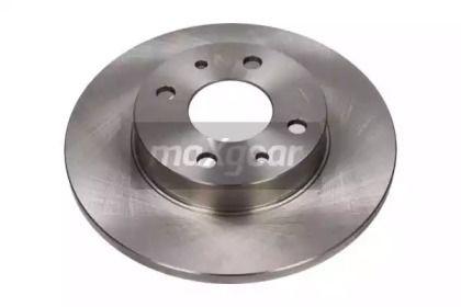 Передний тормозной диск 'MAXGEAR 19-0680'.