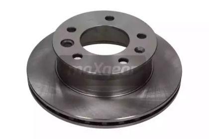 Вентилируемый передний тормозной диск на Мерседес Варио 'MAXGEAR 19-0730'.