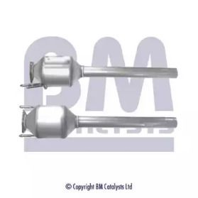 Каталізатор 'BM CATALYSTS BM80365H'.