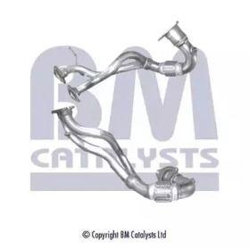Приемная труба глушителя на Сеат Леон 'BM CATALYSTS BM70564'.