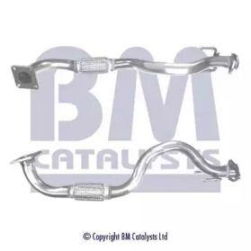 Приемная труба глушителя на SEAT LEON 'BM CATALYSTS BM70455'.