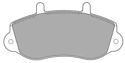 Тормозные колодки FREMAX FBP-1140.