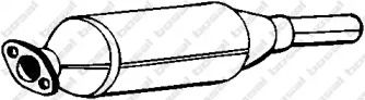 Каталізатор BOSAL 099-831.
