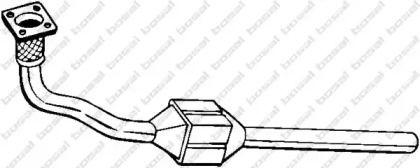 Катализатор на VOLKSWAGEN GOLF 'BOSAL 099-977'.