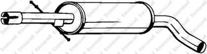 Резонатор на SEAT LEON BOSAL 105-497.