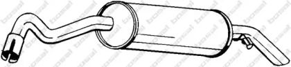 Глушитель 'BOSAL 154-219'.