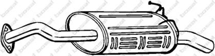 Глушитель на Хонда ЦРВ BOSAL 163-063.