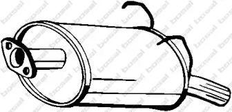 Глушитель на HONDA CR-V BOSAL 163-197.