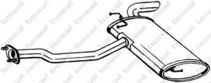 Глушник BOSAL 169-221.