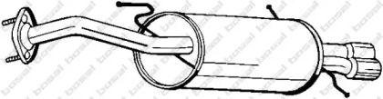 Глушник на Мазда МХ3 'BOSAL 171-209'.