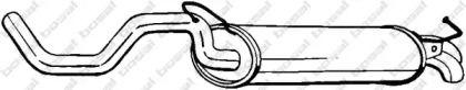 Глушитель на SEAT LEON 'BOSAL 278-145'.