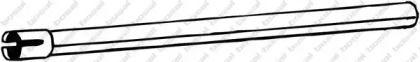 Приемная труба глушителя на Фольксваген Джетта 'BOSAL 787-459'.