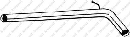Приймальна труба глушника BOSAL 801-181.