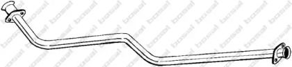 Приемная труба глушителя 'BOSAL 884-163'.