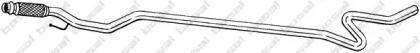 Приймальна труба глушника BOSAL 950-101.