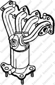 Катализатор на SEAT ALTEA 'BOSAL 090-150'.
