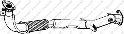 Приймальна труба глушника на Мітсубісі Карізма  BOSAL 823-885.