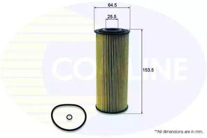 Масляный фильтр на Фольксваген Пассат COMLINE EOF044.