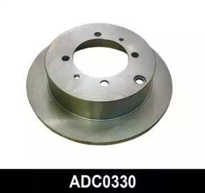 Задний тормозной диск на HYUNDAI SANTAMO 'COMLINE ADC0330'.