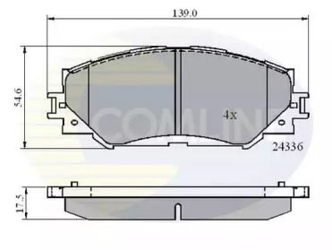 COMLINE CBP01515