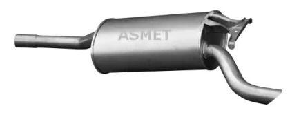 Глушник ASMET 01.009.