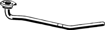 Приемная труба глушителя на Фольксваген Джетта 'ASMET 03.018'.