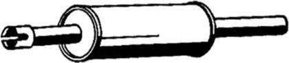 Резонатор на SEAT TOLEDO 'ASMET 03.068'.