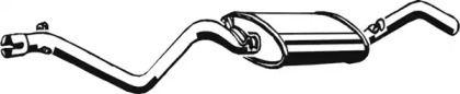 Глушитель на Фольксваген Джетта 'ASMET 03.006'.
