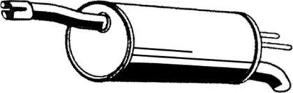 Глушник ASMET 16.066.