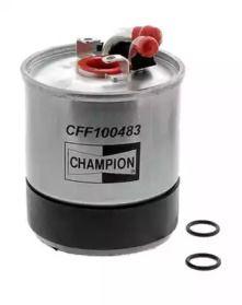 Топливный фильтр CHAMPION CFF100483.