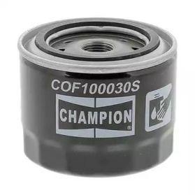 Масляний фільтр 'CHAMPION COF100030S'.